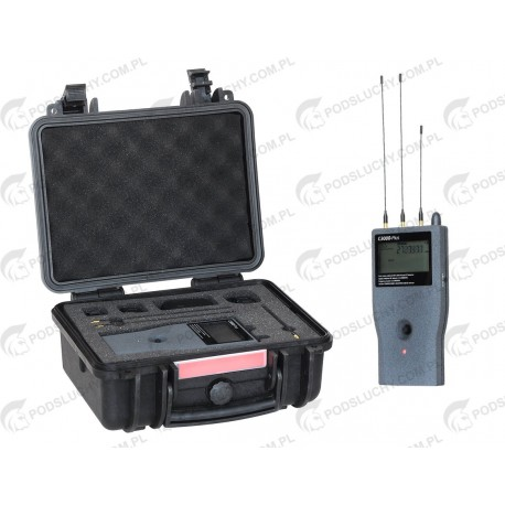 profesjonalny wykrywacz GPS/Wi-Fi/GPRS/LTE, C3000+ wykrywacz